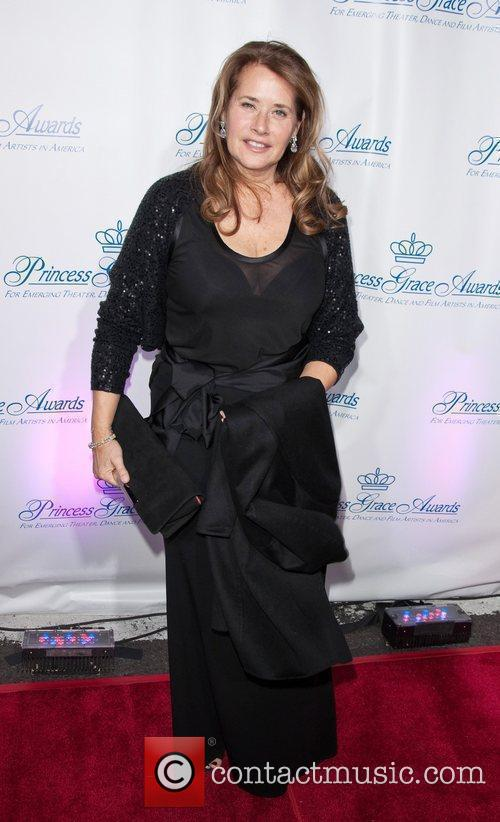 Lorraine Bracco attends the Princess Grace Awards Gala...