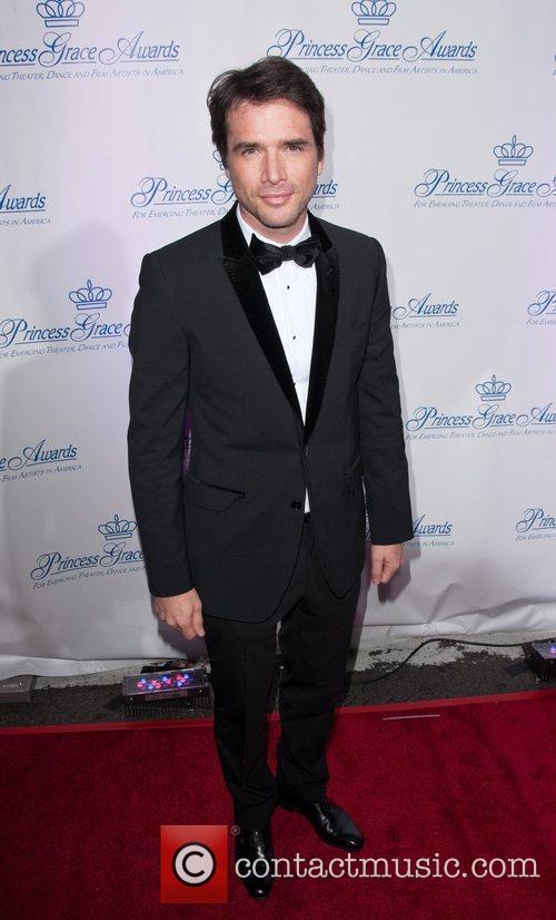 Matthew Settle attends the Princess Grace Awards Gala...