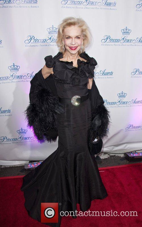 Lynn Wyatt attends the Princess Grace Awards Gala...