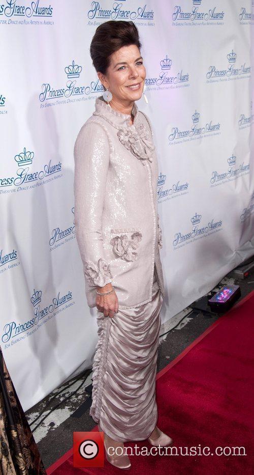 Princess Caroline of Hanover attends the Princess Grace...