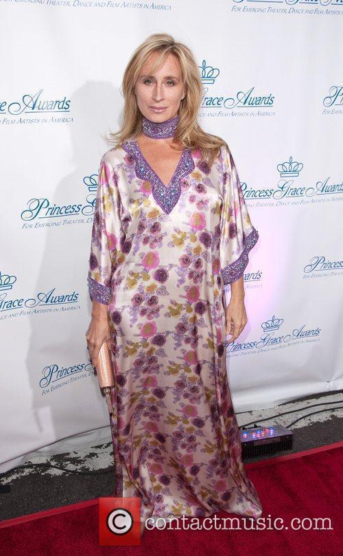 Sonja Morgan attends the Princess Grace Awards Gala...