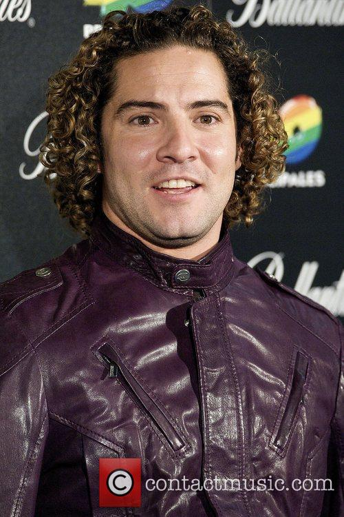 '40 Principales' 2009 Awards ceremony at the Palacio...