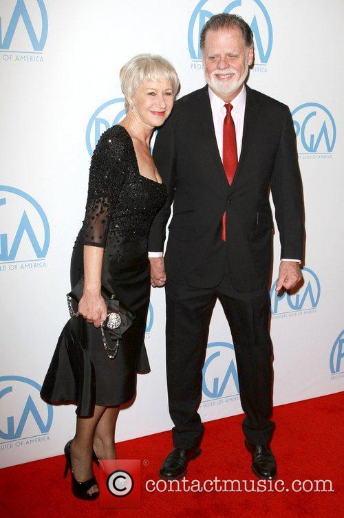 Helen Mirren and Taylor Hackford 10