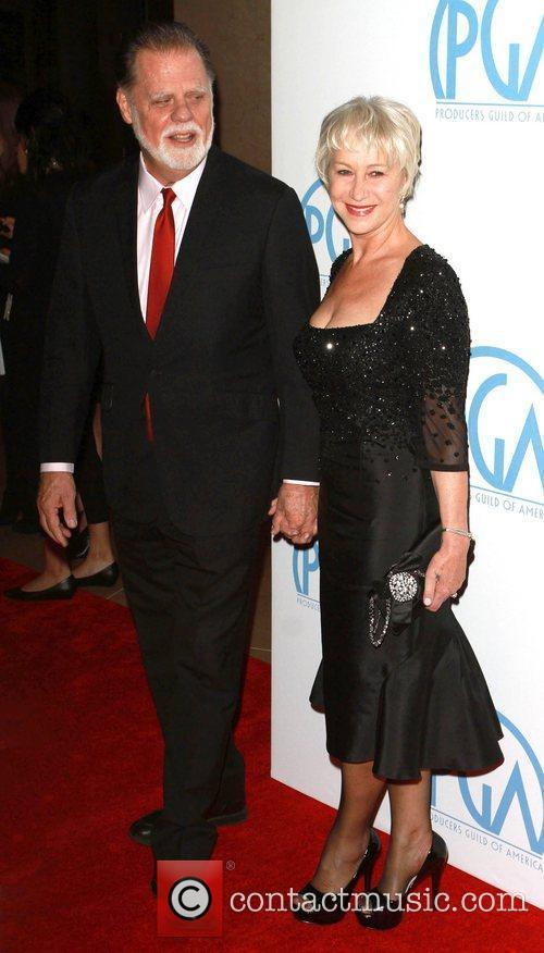 Helen Mirren and Taylor Hackford 5