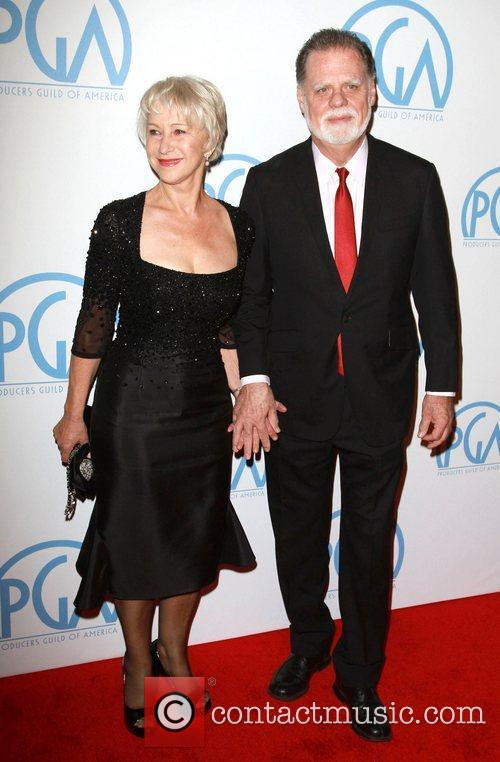 Helen Mirren and Taylor Hackford 9