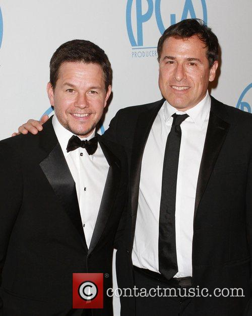Mark Wahlberg and David O Russell 5
