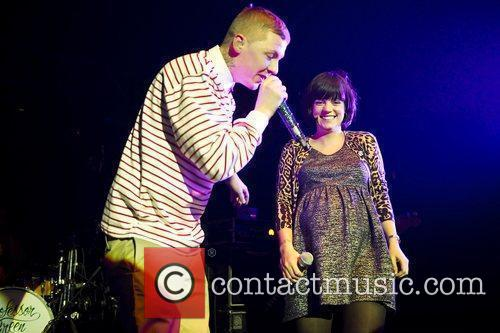 Lily Allen and Professor Green 3