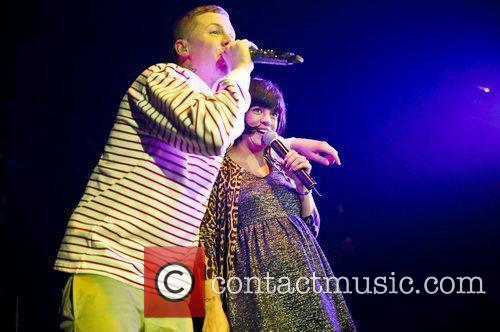 Lily Allen and Professor Green 10