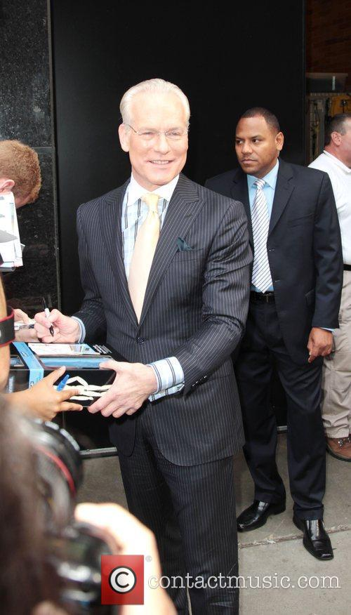 Tim Gunn and Nina Garcia 6