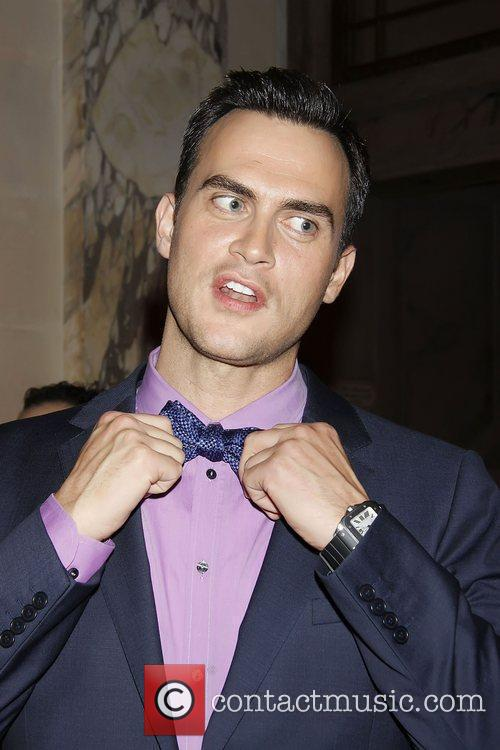 Cheyenne Jackson Opening night after party for the...