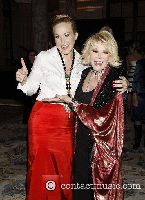 Katie Finneran and Joan Rivers 5