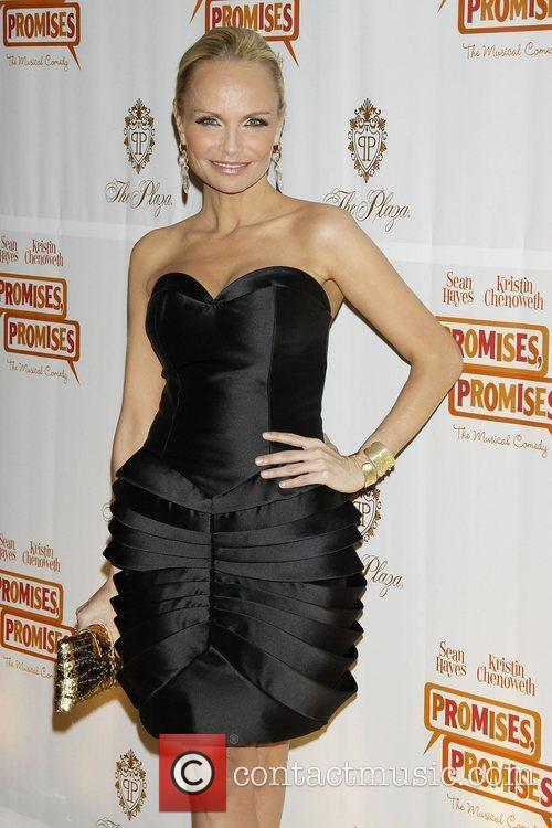 Kristin Chenoweth  Opening night after party for...