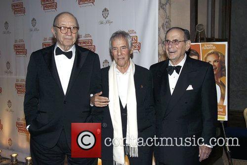 Neil Simon, Burt Bacharach and Hal David...