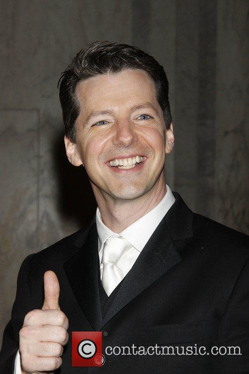 Sean Hayes  Opening night after party for...