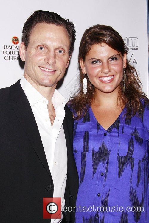 Tony Goldwyn and His Daughter Anna Goldwyn 2