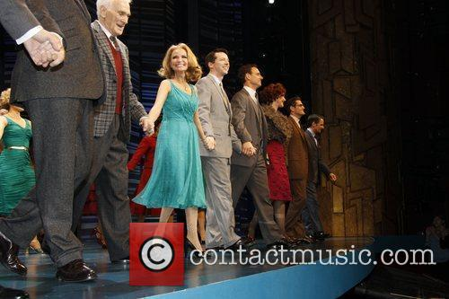 Dick Latessa, Kristin Chenoweth, Sean Hayes, Tony Goldwyn,...