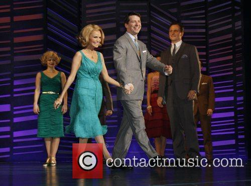 Kristin Chenoweth and Sean Hayes 2
