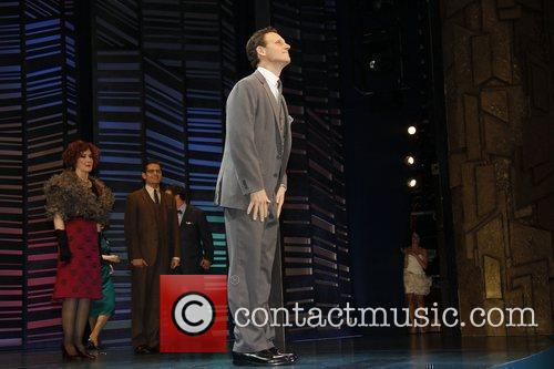 Tony Goldwyn on stage during the opening night...