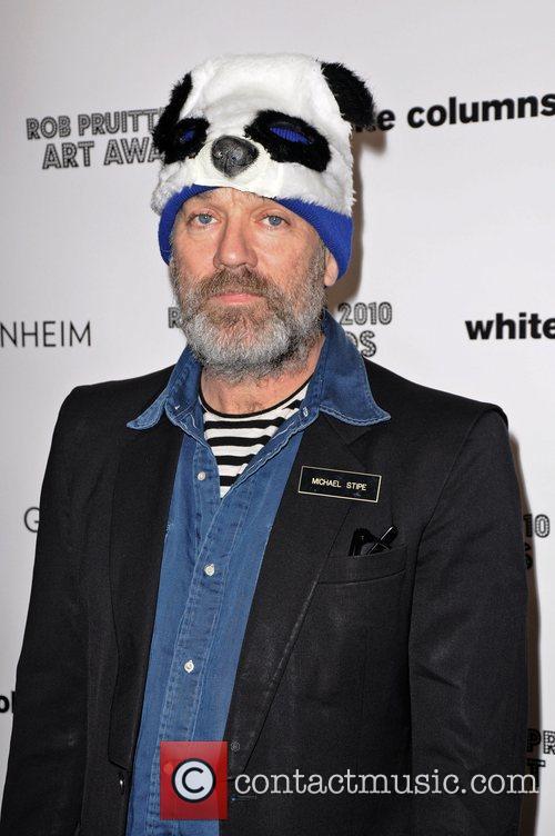 Michael Stipe The 2nd Annual Rob Pruitt Art...