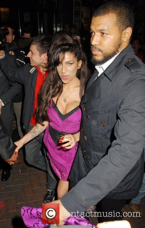 Amy Winehouse, Prince and Prince Charles 33