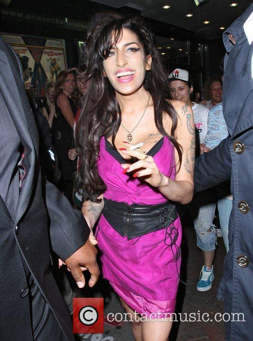 Amy Winehouse Psychosis