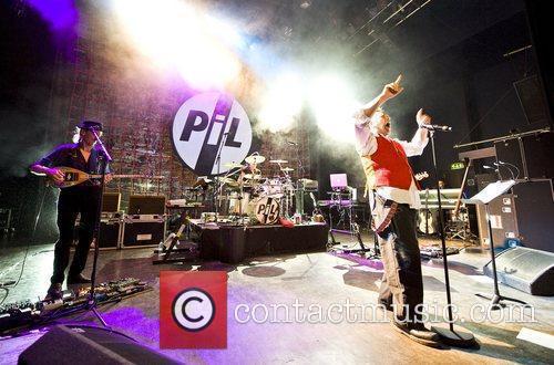John Lydon and Public Image Ltd 12