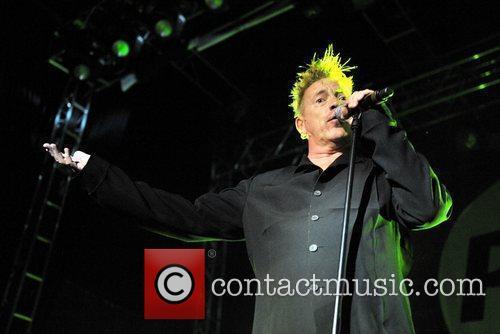 Public Image Ltd (PiL) performing live at O2...
