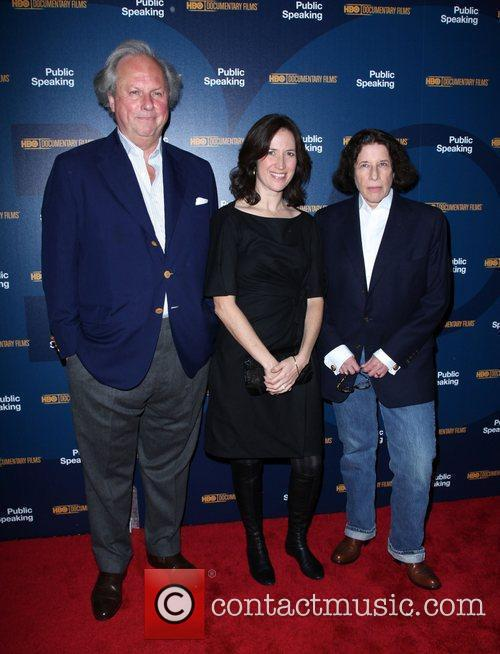 Vanity Fair, Fran Lebowitz and Graydon Carter 3