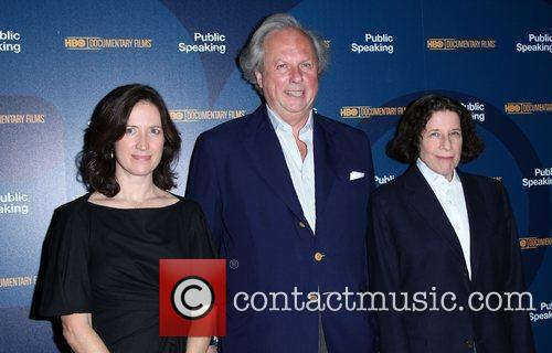 Vanity Fair, Fran Lebowitz and Graydon Carter 2