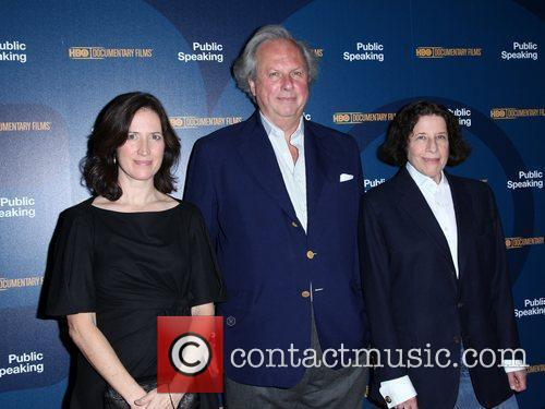 Vanity Fair, Fran Lebowitz and Graydon Carter 1