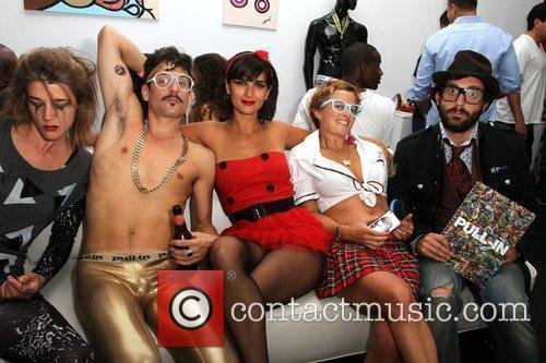 'Air Guitar' Live performances hosted by Pull-In held...