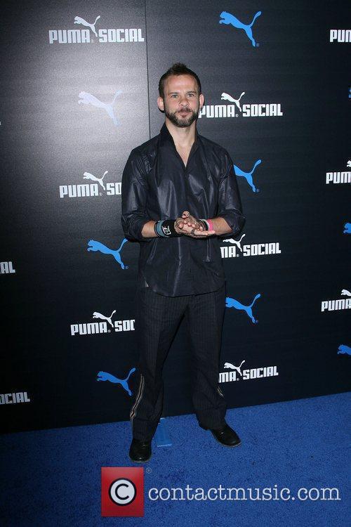 Dominic Monaghan The PUMA Social Club LA launch...