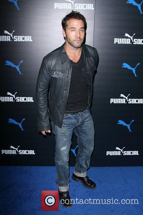 Jeremy Piven The PUMA Social Club LA launch...