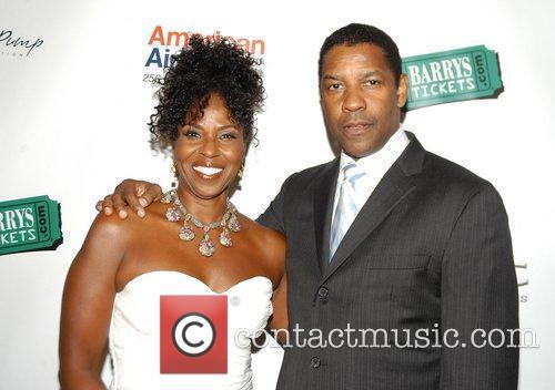 Denzel Washington and Paulette Washington 3