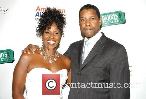 Denzel Washington and Paulette Washington 2