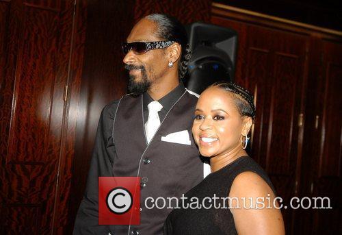 Snoop Dog and his wife-  Harold Pump...