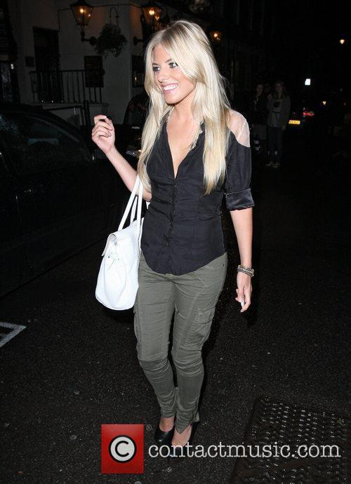 Mollie King and The Saturdays 3