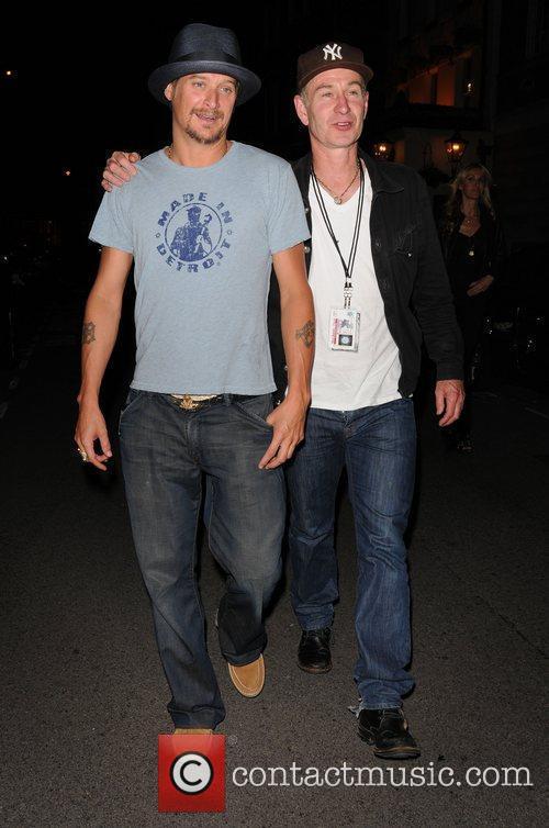 Kid Rock and Robert Ritchie 6