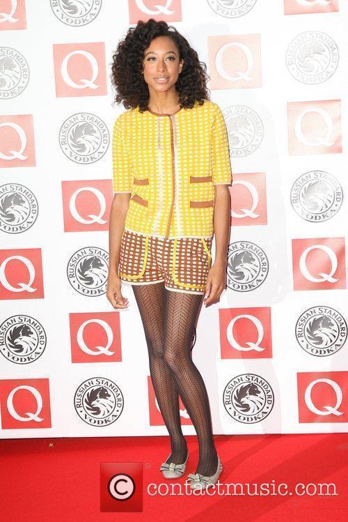 Corinne Bailey Rae  The Q Awards 2010...