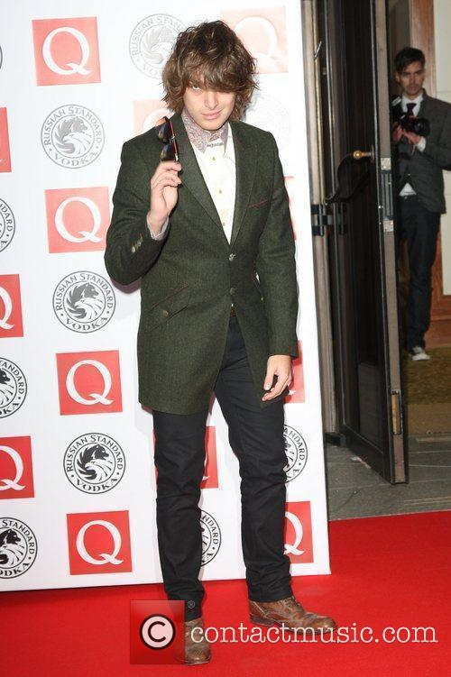 Paolo Nutini The Q Awards 2010 held at...