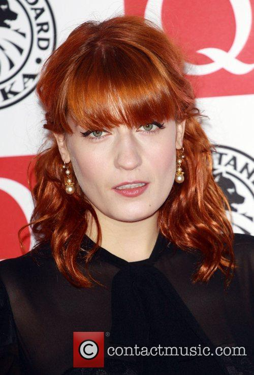Florence Welch, The Q Awards