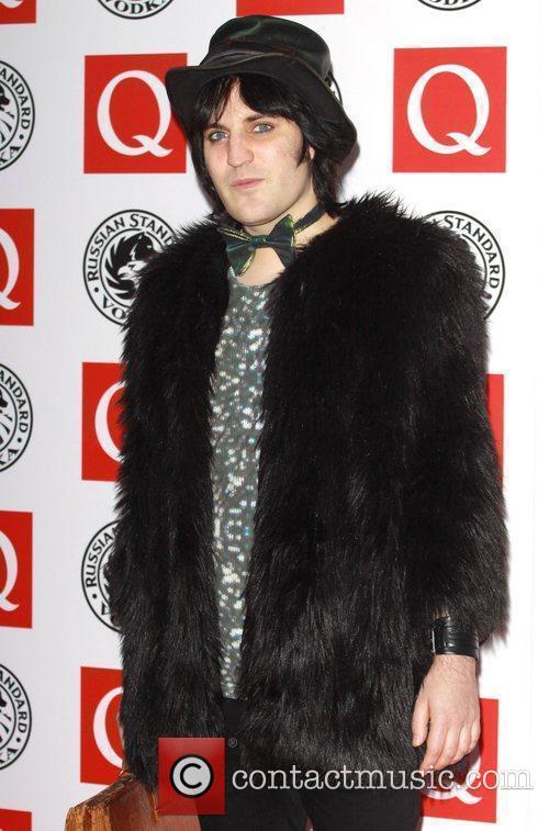 Noel Fielding The Q Awards 2010 - Arrivals...