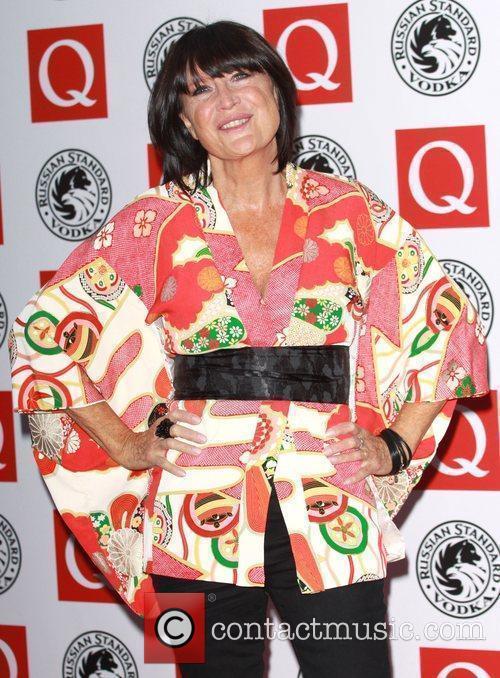Sandie Shaw  The Q Awards 2010 -...