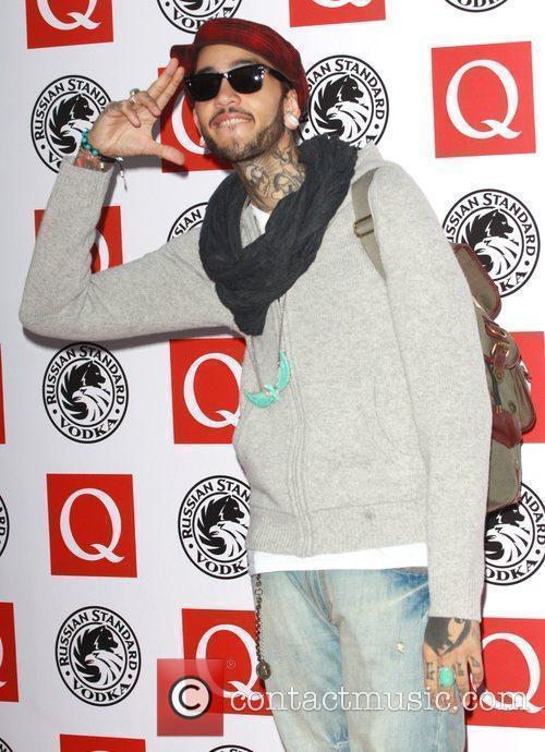 The Q Awards 2010 - Arrivals