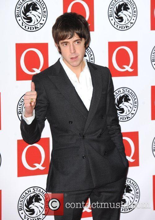 Miles Kane The Q Awards 2010 held at...