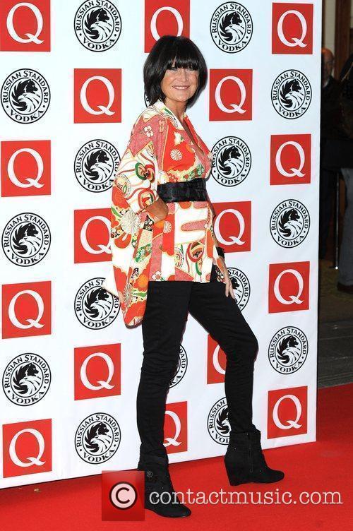 Sandy Shaw The Q Awards 2010 held at...