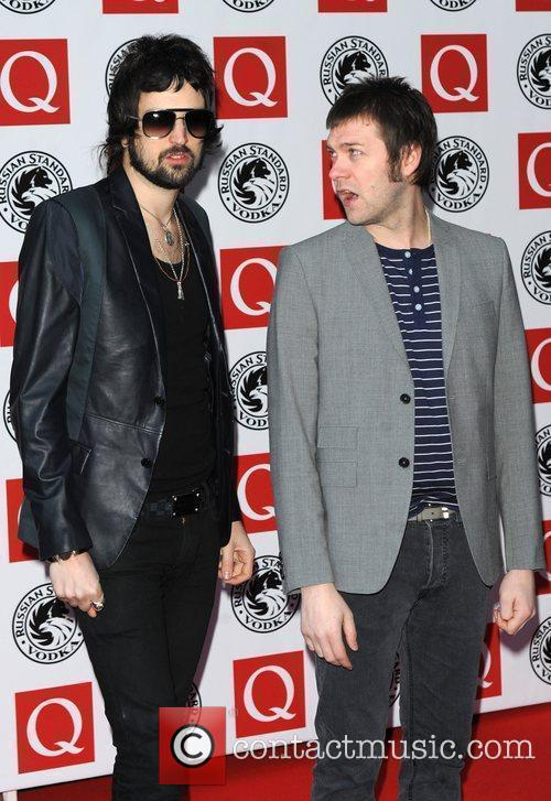 Serge Pizzorno and Tom Meighan 1