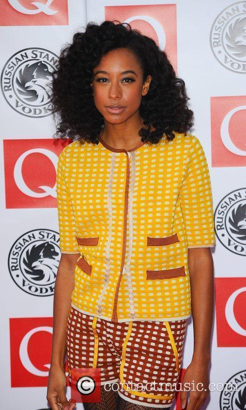 Corrine Bailey Rae,  The Q Awards 2010...