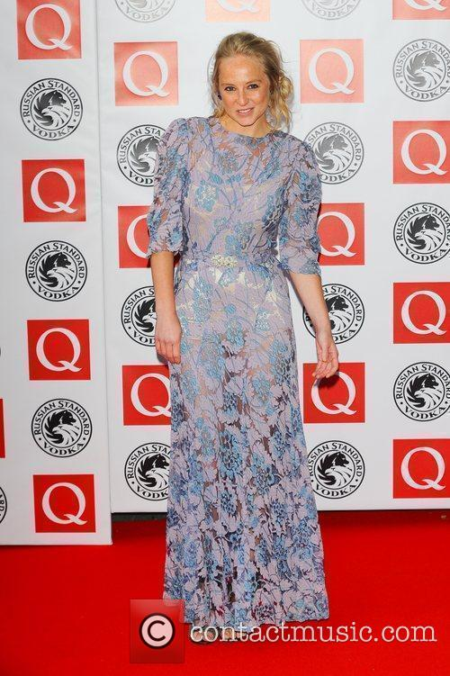 Lissie,  The Q Awards 2010 held at...