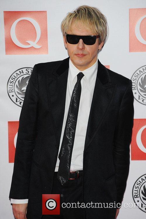 Nick Rhodes,  The Q Awards 2010 held...